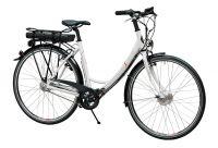 MAXCYCLES City Lite Elektro Fahrrad